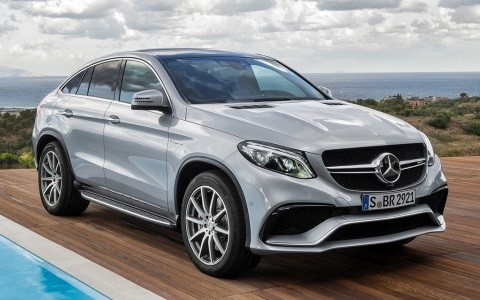 Mercedes GLE coupe Automatic